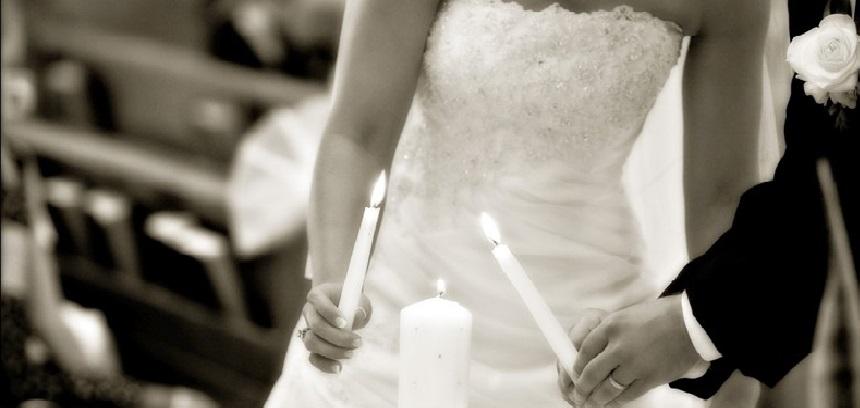 Matrimonio Simbolico Chi Lo Celebra : Lalunachevuoi il rito delle candele